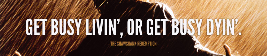 Friendship, Hope, Grief and The Shawshank Redemption