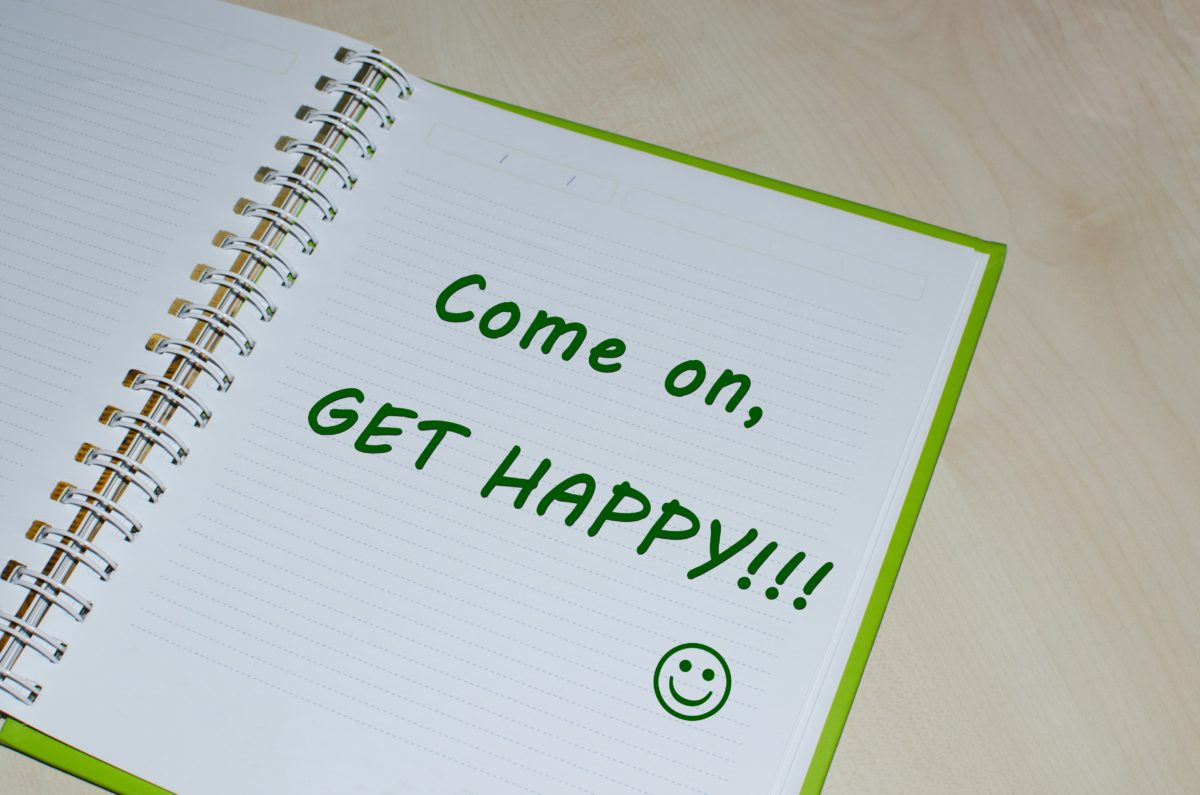Getting Happy Could Be The Key To Getting Well